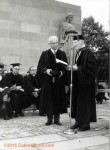 Art Collins Honorary Degree