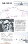 Arthur Collins Airborne Mobile W0CXX/M inside view