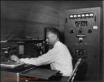 Arthur Collins HAM station