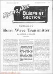 Arthur Collins May 1926 Radio Age Article pg1