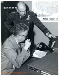 Arthur Collins and General LeMay