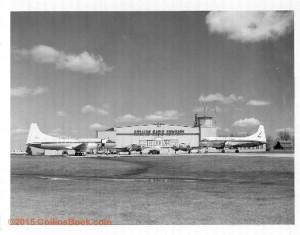 Cedar Rapids Collins Radio airport Building
