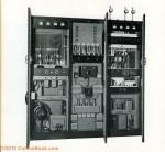 Collins Radio 231D-13 3KW 2-18mhz Transmitter open