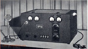 Collins Radio 45ATX1 Transmitter