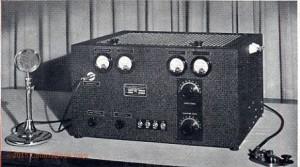 Collins Radio 45ATX1 Transmitter