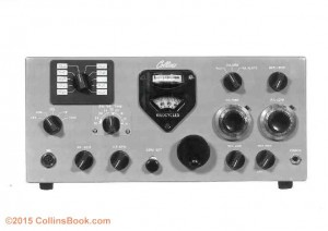 Collins Radio KWM-1 Transceiver
