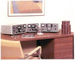 Collins Radio S-line desk