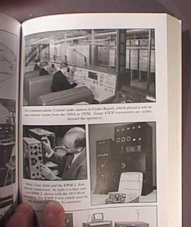 Collins Radio Book view inside