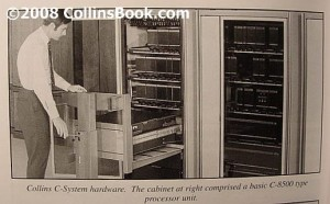 Collins Radio Book Collins Radio versus IBM Computers