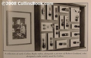 Collins Radio Book Goddard Radio Tubes