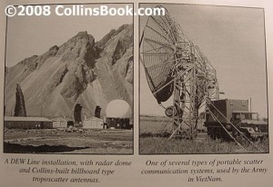Collins Radio Book Rare Collins Radio Antennas