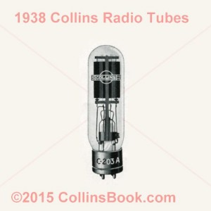 Radio-Wizard-Collins-Radio-C-203A-tube