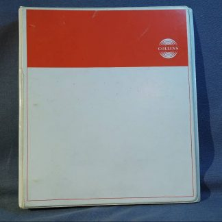 Collins-Radio-3-ring-binder-2
