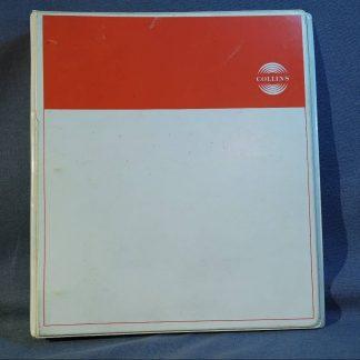 Collins-Radio-3-ring-binder-2