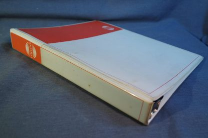 Collins-Radio-3-ring-binder