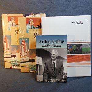 Collins Radio Books