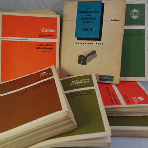 Collins Radio Equipment Manuals