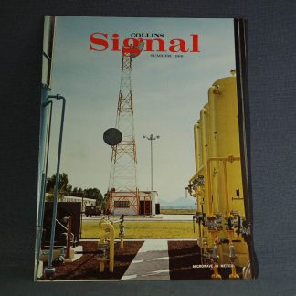 Collins Radio Signal Summer 1965 cover