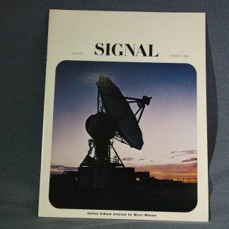 Collins Radio Signal Winter 1965 cover