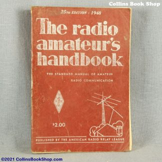 1948 Radio Handbook-ARRL-the-radio-amateurs-handbook