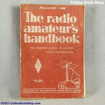 1948 Radio Handbook-ARRL-the-radio-amateurs-handbook