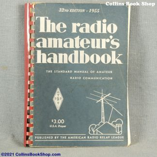 1955 Radio Handbook-ARRL-the-radio-amateurs-handbook-front