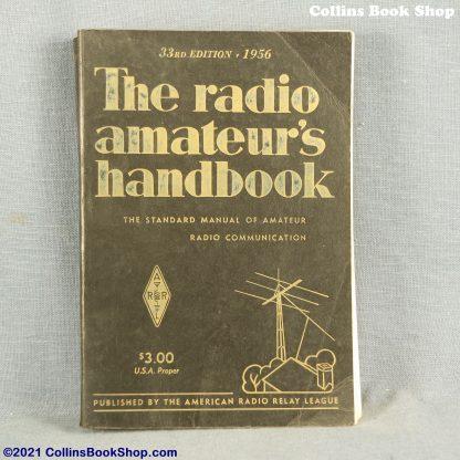 1956 Radio Handbook-ARRL-the-radio-amateurs-handbook-front