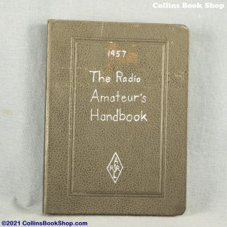 1957 Radio Handbook-ARRL-the-radio-amateurs-handbook-front
