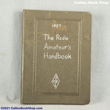 1957 Radio Handbook-ARRL-the-radio-amateurs-handbook-front