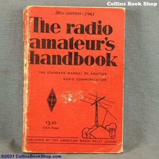 1961 Radio Handbook-ARRL-the-radio-amateurs-handbook-front