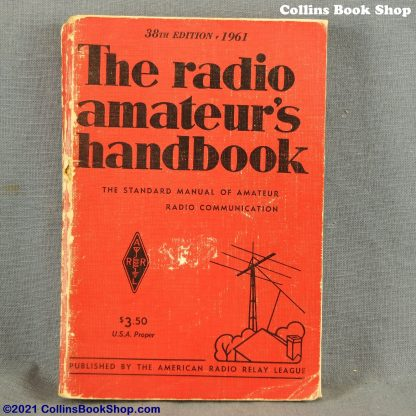 1961 Radio Handbook-ARRL-the-radio-amateurs-handbook-front