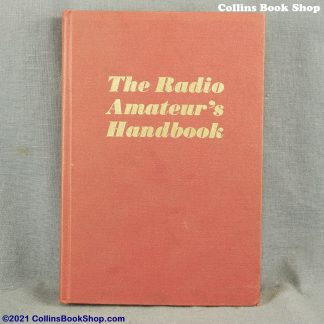 1967 Radio Handbook-ARRL-the-radio-amateurs-handbook-front