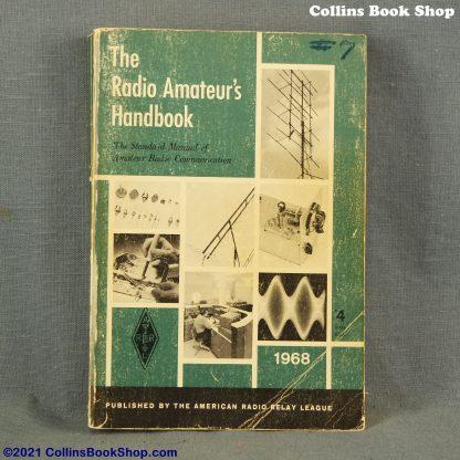 1968-Radio Handbook ARRL-the-radio-amateurs-handbook-front