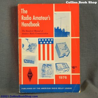 1976 Radio Handbook-ARRL-the-radio-amateurs-handbook-front