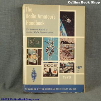 1978 Radio Handbook-ARRL-the-radio-amateurs-handbook-c1-front
