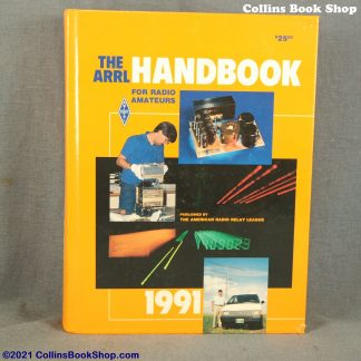 1991 Radio Handbook-ARRL-the-radio-amateurs-handbook