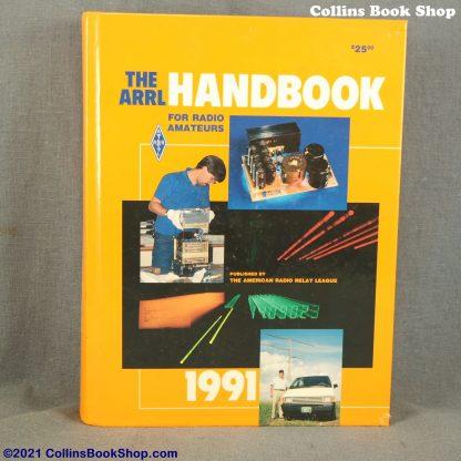 1991 Radio Handbook-ARRL-the-radio-amateurs-handbook