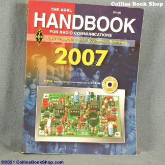 2007 Radio Handbook-ARRL-the-radio-amateurs-handbook-front